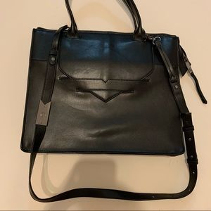 Philo laptop bag all in leather NWOT